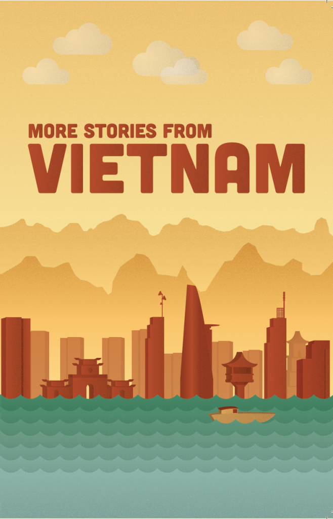 more stories from Vietnam again