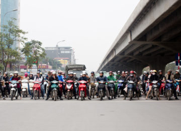Vietnam's Urban Movers and Shakers