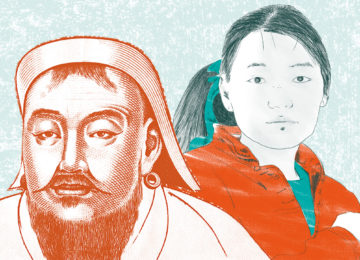 Mongolians: From Conquering  to Commissioning
