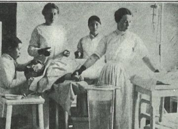 A Short History of Sharing the Gospel through Medical Work