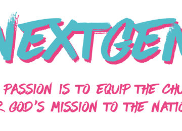 NextGen Events: Equipping for Mission