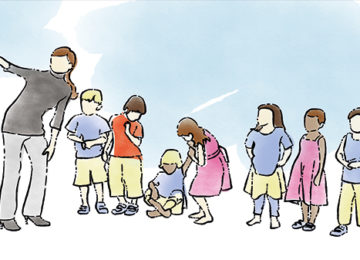 How do we prepare kids when their family goes overseas for Jesus?
