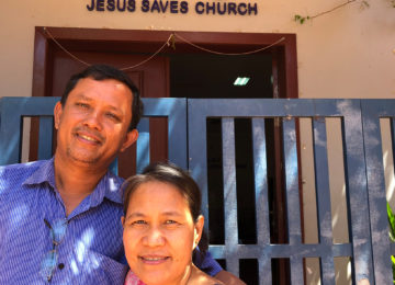Mini-stories: Christians from Cambodia