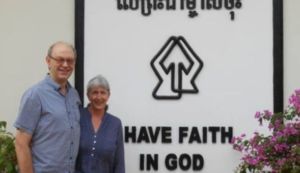 Mike & Denise: why serve God overseas in later life?