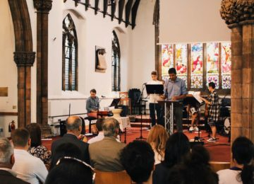 Moving beyond multicultural church?