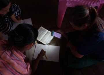 Local learning: how do OMF and Langham Preaching collaborate to train pastors in East Asia?